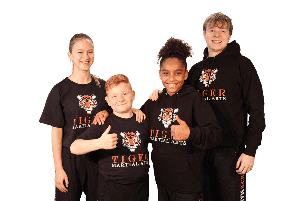 About us the team at Tiger Martial Arts