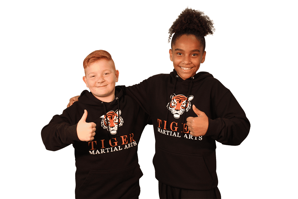 Kids Programme and classes here at Tiger Martial Arts in Oxford