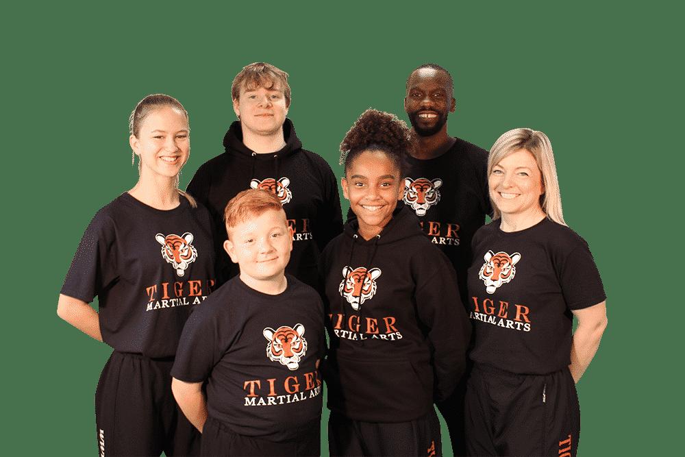 Meet The Team at TigerMA Martial Arts